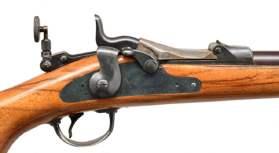 SPRINGFIELD 1884 TRAPDOOR CUSTOM OFFICER'S STYLE - 2