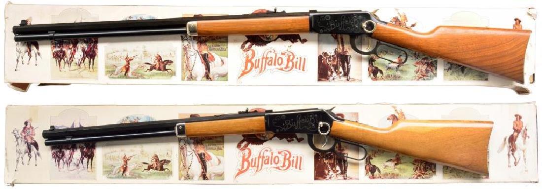 WINCHESTER 94 BUFFALO BILL RIFLE & CARBINE