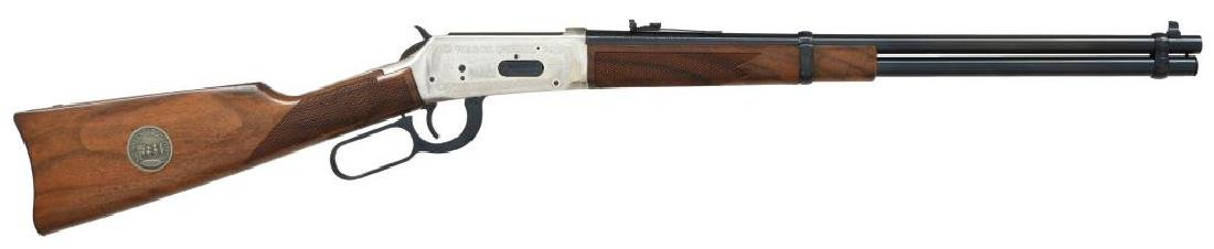 2 WINCHESTER MODEL 94 LEVER ACTION CARBINES. - 2