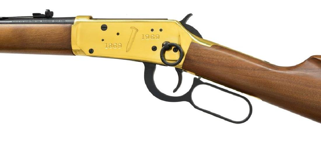 2 WINCHESTER MODEL 94 LEVER ACTION CARBINES. - 7