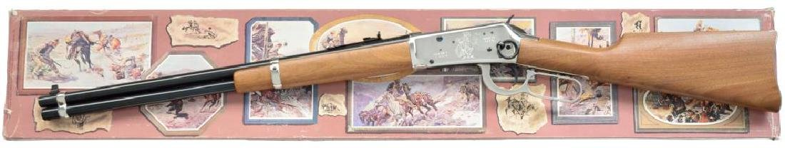 WINCHESTER 94 COWBOY COMMEMORATIVE CARBINE.
