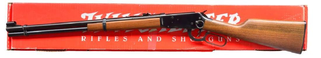 WINCHESTER 94 TRAILS END LEVER ACTION CARBINE.