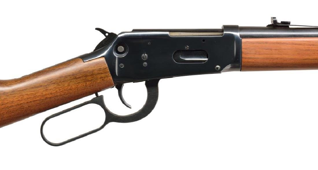 WINCHESTER 94 TRAILS END LEVER ACTION CARBINE. - 3