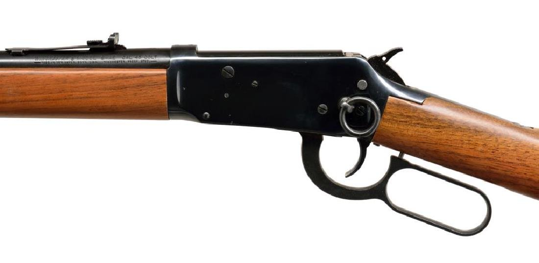 WINCHESTER 94 TRAILS END LEVER ACTION CARBINE. - 4