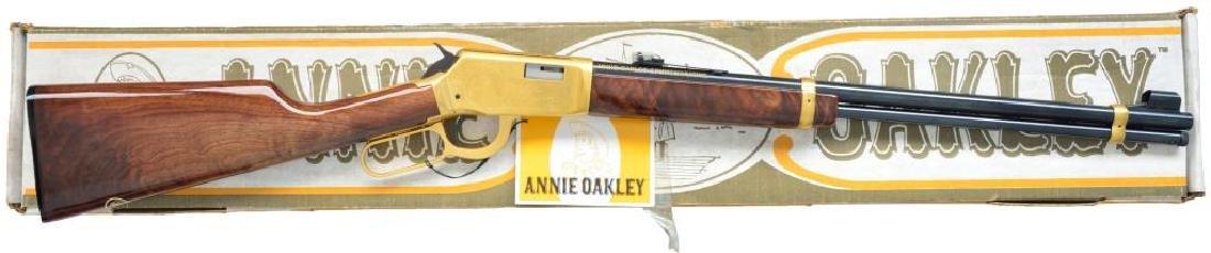 WINCHESTER 9422 ANNIE OAKLEY COMMEMORATIVE RIFLE.
