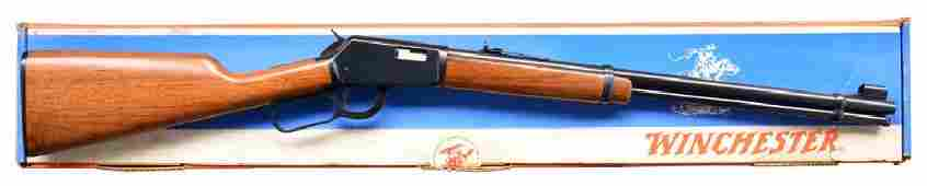 WINCHESTER MODEL 9422M LEVER ACTION RIFLE.