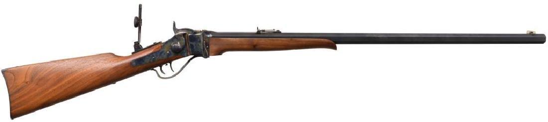 SHILOH MODEL 1874 SHARPS SINGLE SHOT RIFLE.