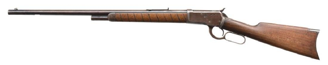 WINCHESTER MODEL 1892 LEVER ACTION RIFLE. - 2
