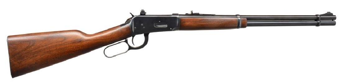 2 WINCHESTER MODEL 94 LEVER ACTION RIFLES.