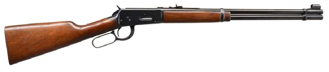 2 WINCHESTER MODEL 94 LEVER ACTION CARBINES.