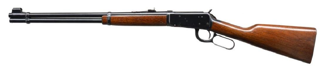 WINCHESTER 94 PRE 64 LEVER ACTION RIFLE. - 2