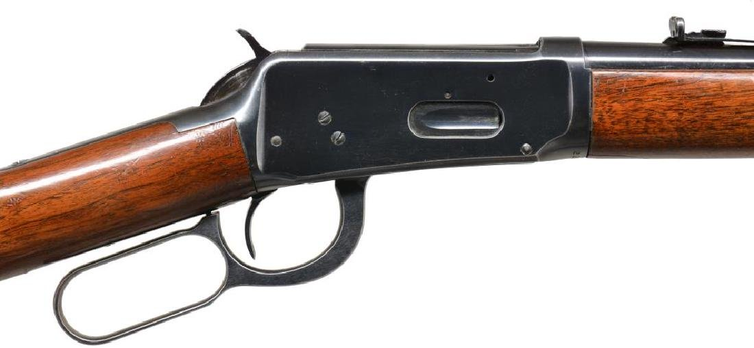 WINCHESTER 94 PRE 64 LEVER ACTION RIFLE. - 3
