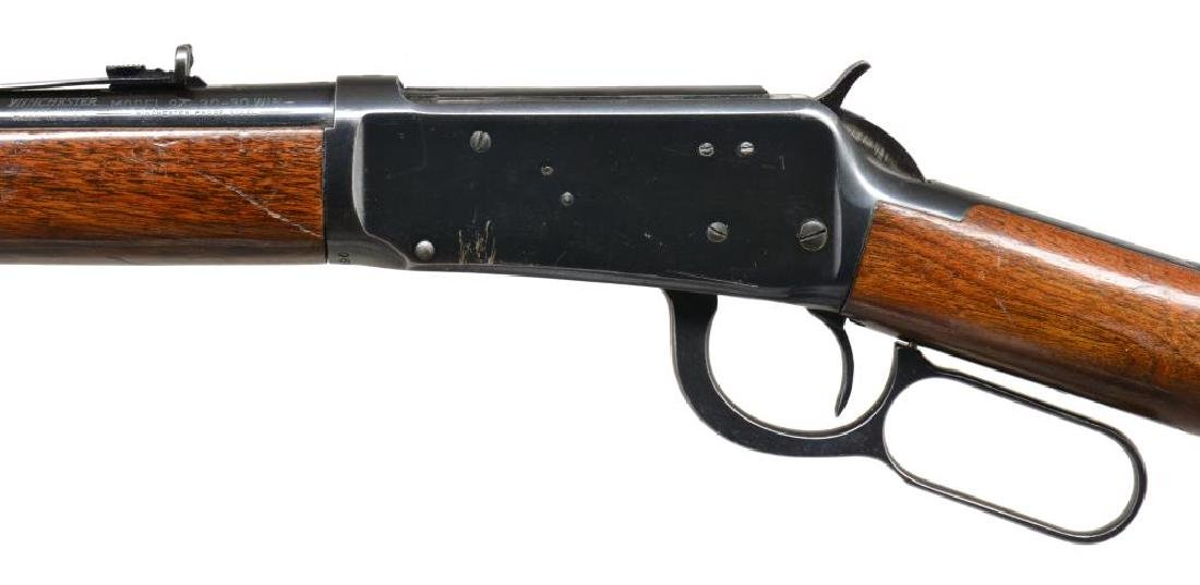 WINCHESTER 94 PRE 64 LEVER ACTION RIFLE. - 4