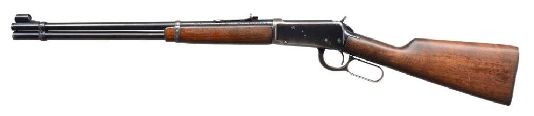 WINCHESTER 94 LEVER ACTION RIFLE. - 2