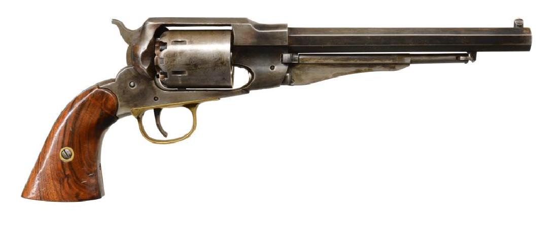 NEW MODEL ARMY REPRODUCTION REVOLVER. - 2