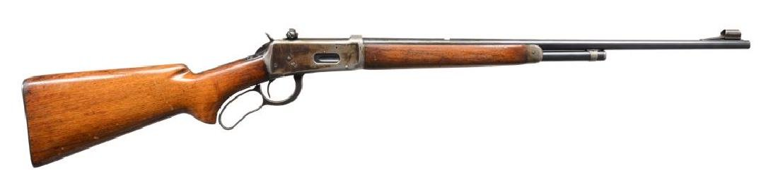 2 WINCHESTER LEVER ACTION RIFLES.