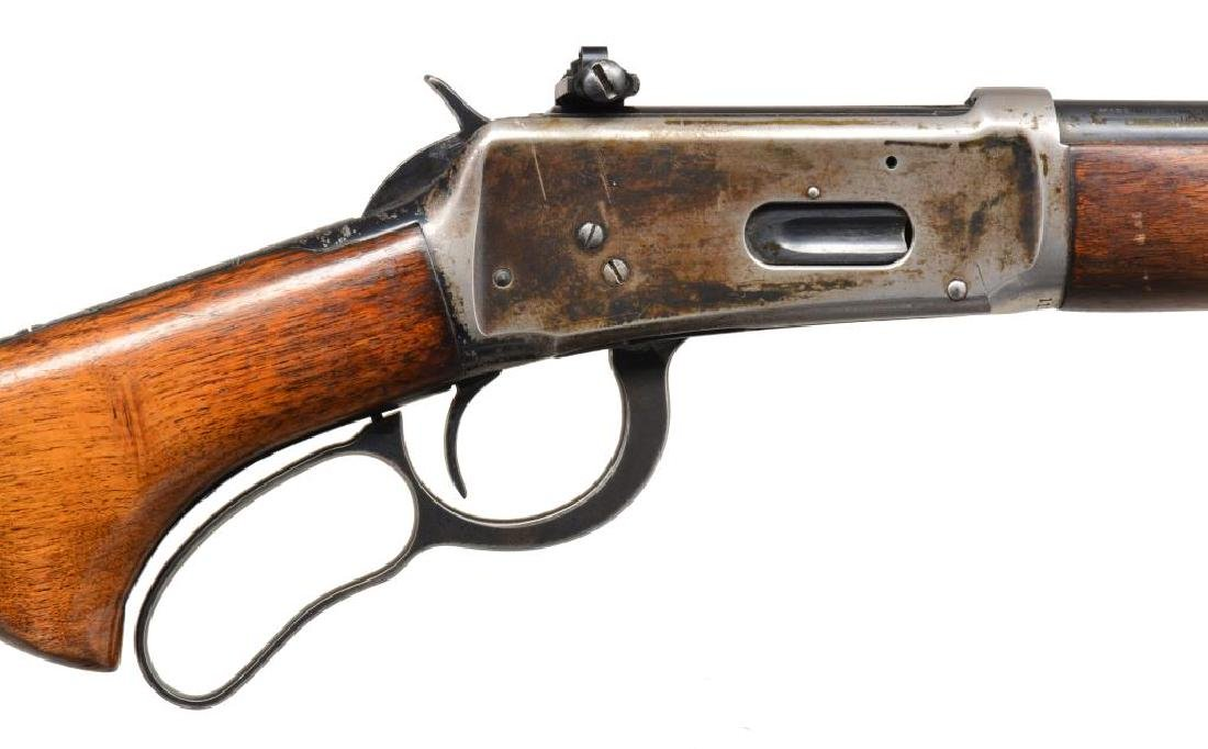 2 WINCHESTER LEVER ACTION RIFLES. - 4