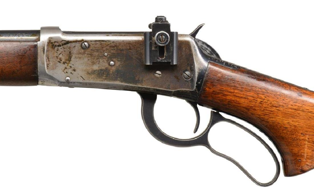 2 WINCHESTER LEVER ACTION RIFLES. - 5