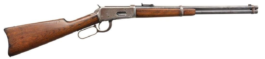 2 WINCHESTER LEVER ACTION RIFLES. - 6