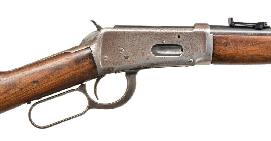 2 WINCHESTER LEVER ACTION RIFLES. - 8