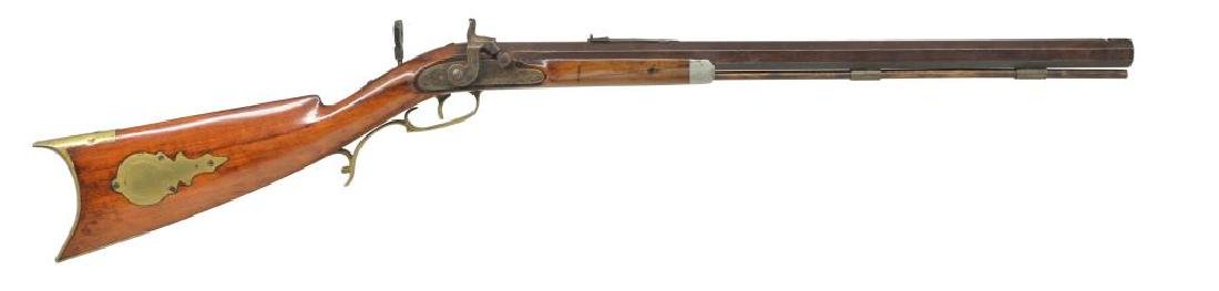 NEW ENGLAND STYLE TARGET RIFLE.