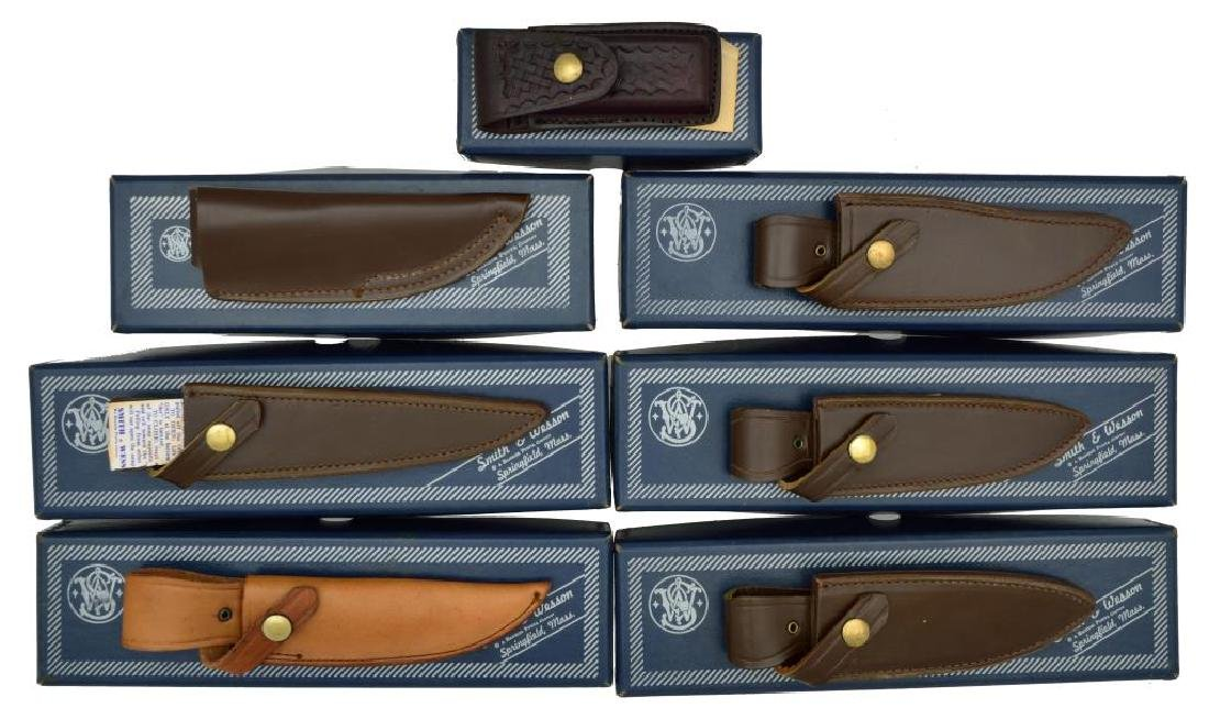 SMITH & WESSON KNIVES DESIGNED BY BLACKIE COLLINS. - 3