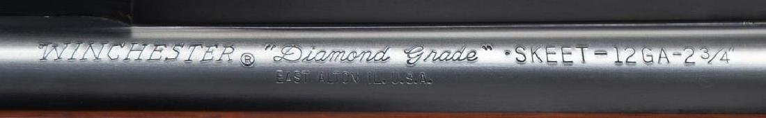 WINCHESTER 101 DIAMOND GRADE SHOTGUN. - 6