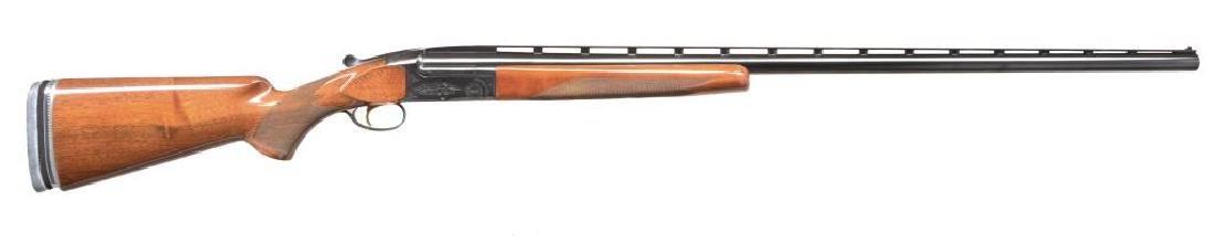 BROWNING BT99 SINGLE BARREL TRAP SHOTGUN.