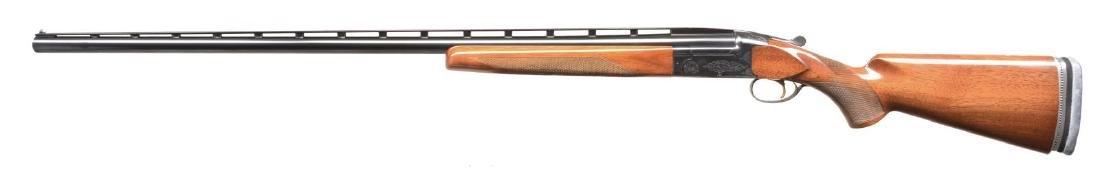 BROWNING BT99 SINGLE BARREL TRAP SHOTGUN. - 2