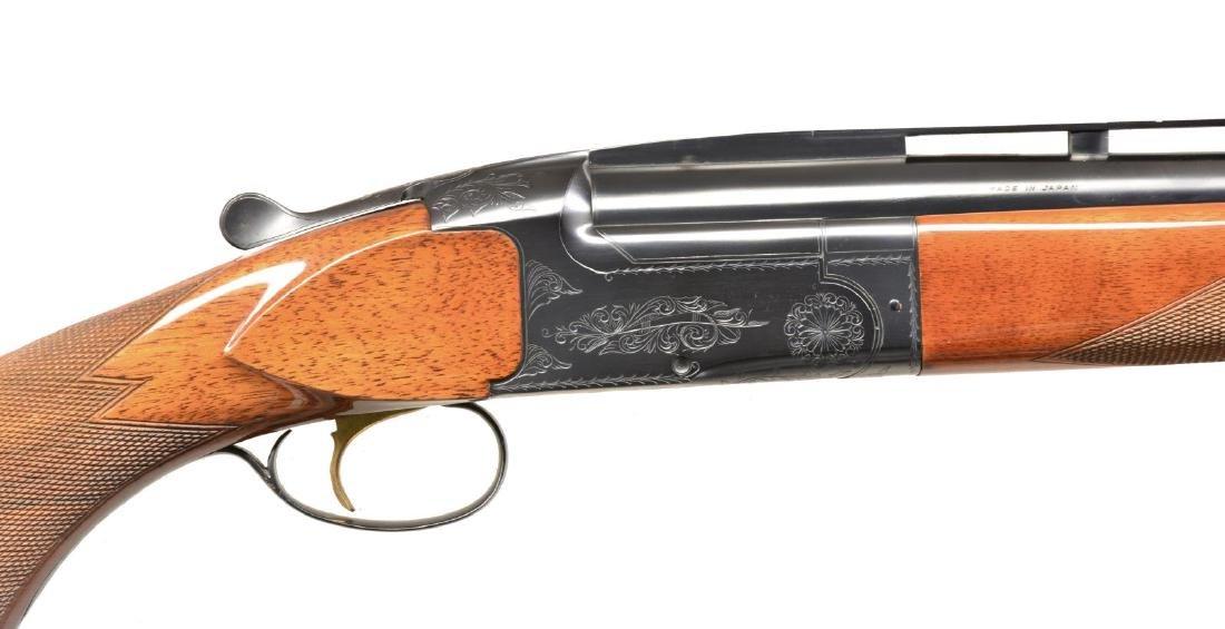 BROWNING BT99 SINGLE BARREL TRAP SHOTGUN. - 4