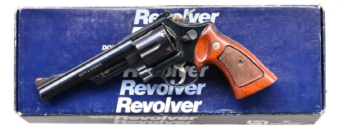 SMITH & WESSON MODEL 29-3 DA REVOLVER.