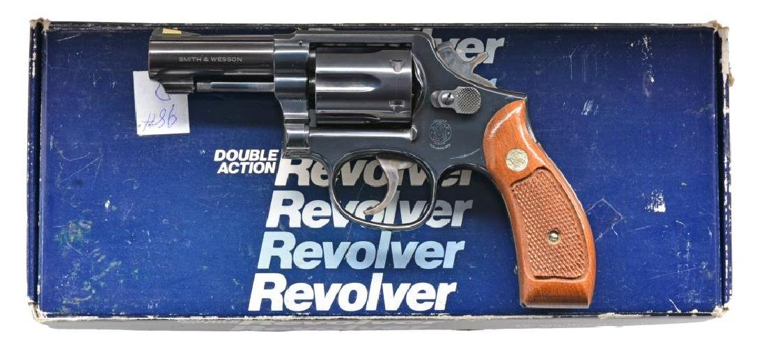 2 SMITH & WESSON REVOLVERS. - 4