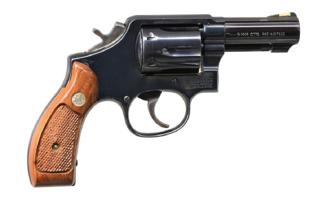2 SMITH & WESSON REVOLVERS. - 5