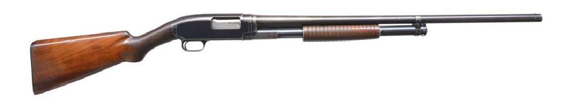 4 WINCHESTER MODEL 12 PUMP SHOTGUNS. - 4