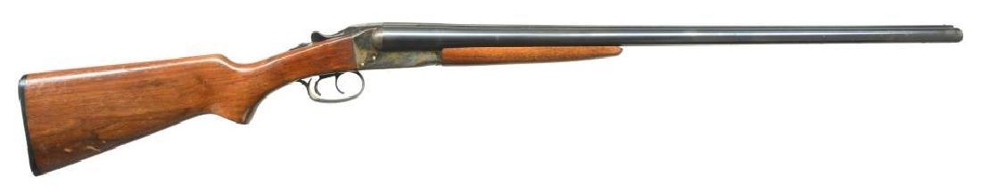 STEVENS MODEL 311 SXS SHOTGUN.