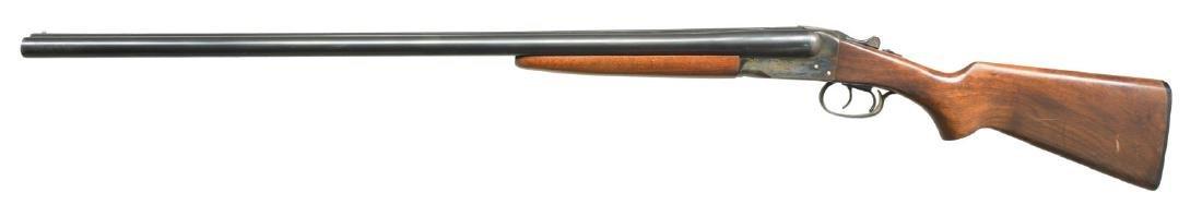 STEVENS MODEL 311 SXS SHOTGUN. - 2