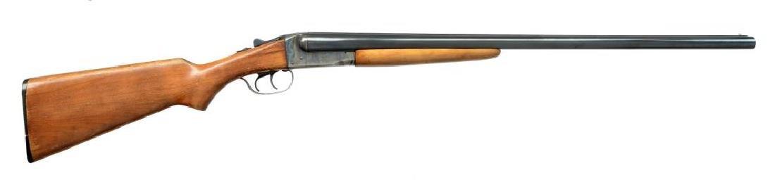 SAVAGE STEVENS MODEL 311A SXS SHOTGUN.