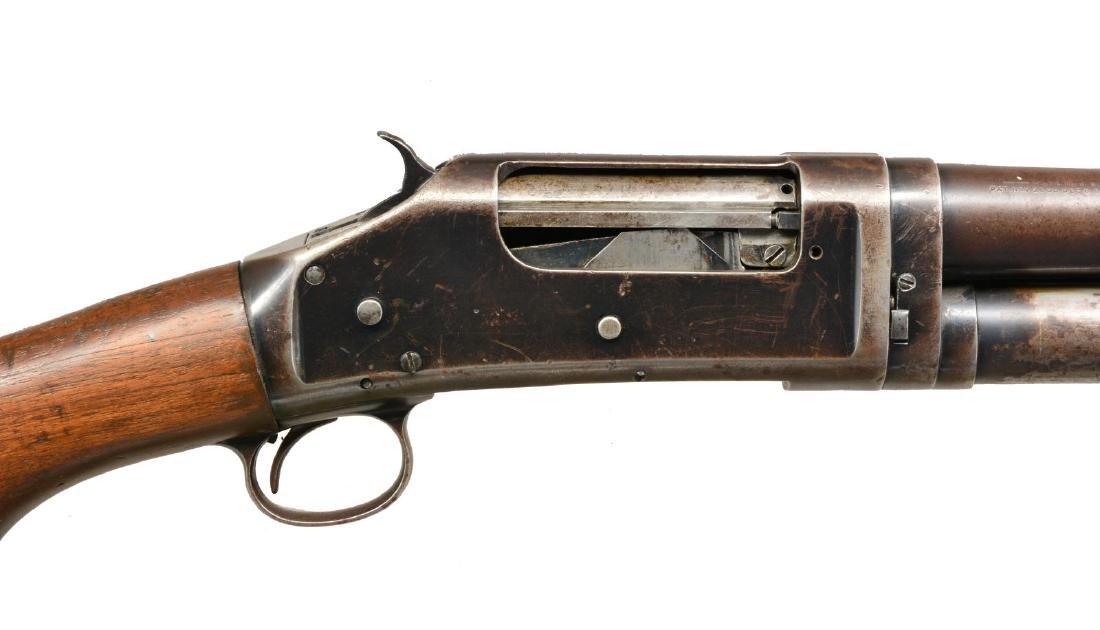 WINCHESTER MODEL 1897 TRENCH PUMP SHOTGUN. - 3