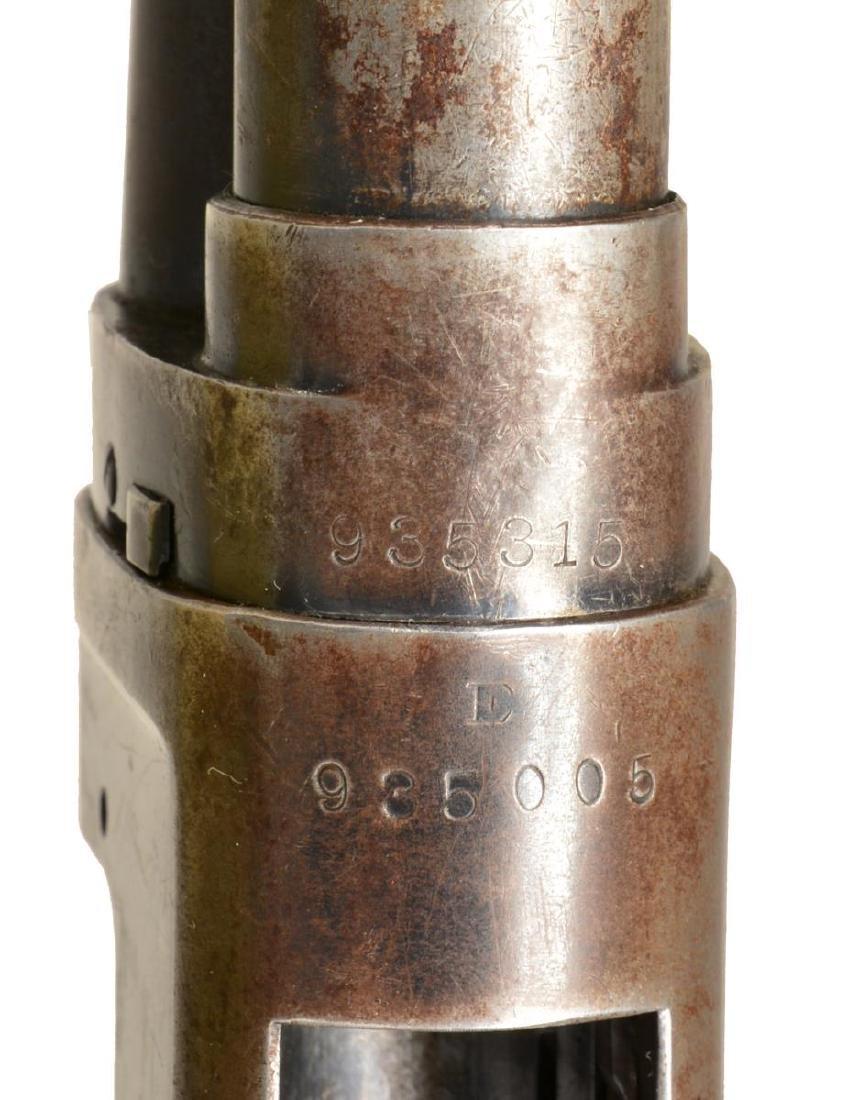 WINCHESTER MODEL 1897 TRENCH PUMP SHOTGUN. - 7