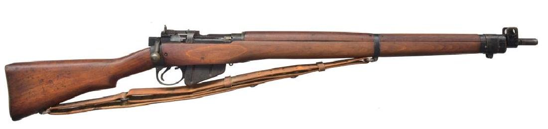 ENFIELD NO 4 MARK I BOLT ACTION RIFLE.