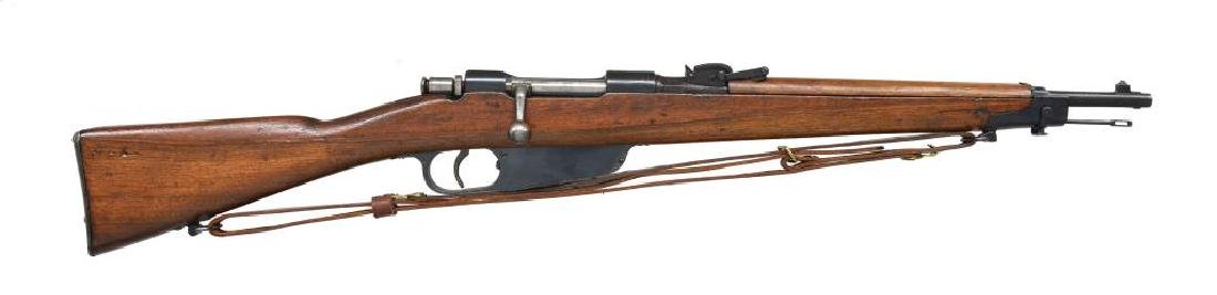 6 CURIO BOLT ACTION RIFLES. - 2