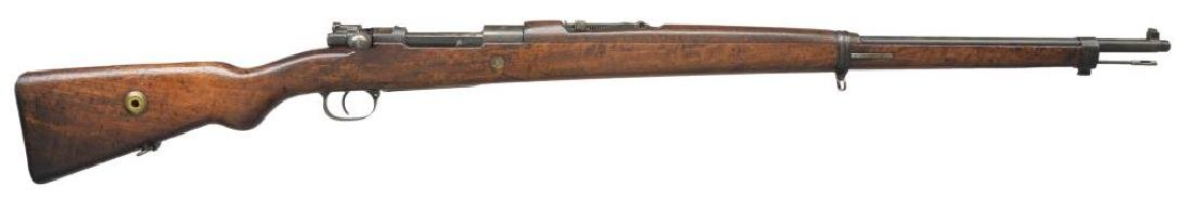 6 CURIO BOLT ACTION RIFLES. - 5