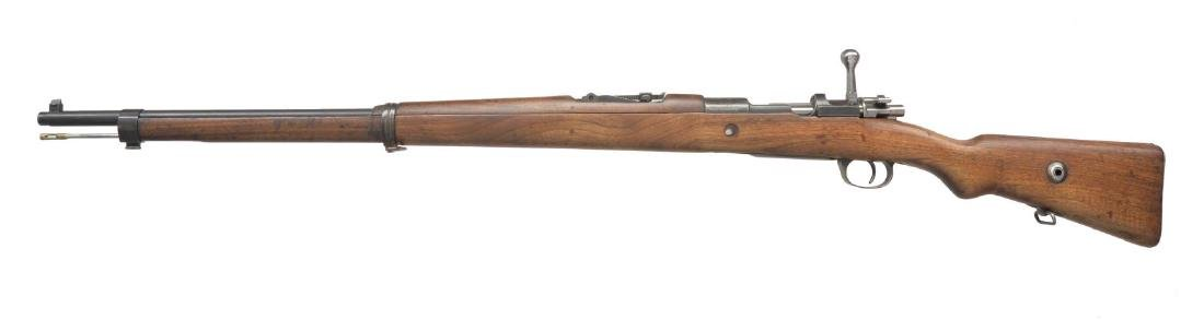 6 CURIO BOLT ACTION RIFLES. - 9