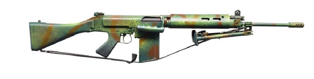 CENTURY ARMS MODEL R1A1 SPORTER SEMI AUTO RIFLE.