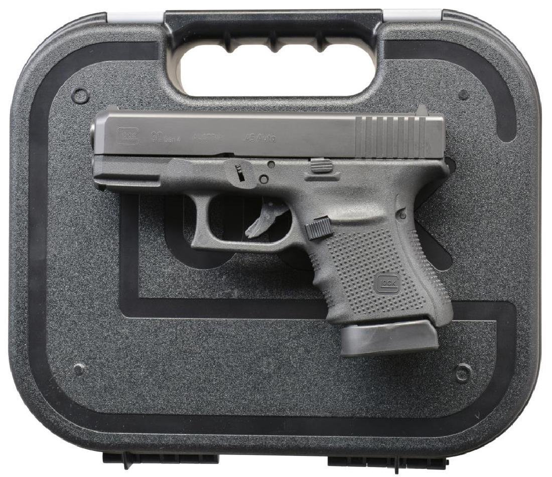 3 CONSECUTIVE GLOCK MODEL 30 GEN. 4 SEMI AUTO - 4