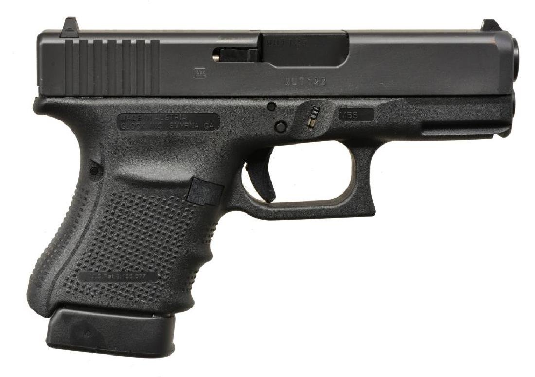 3 CONSECUTIVE GLOCK MODEL 30 GEN. 4 SEMI AUTO - 9