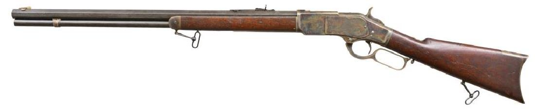 WINCHESTER 1873 FIRST MODEL LEVER ACTION REPEATING - 2