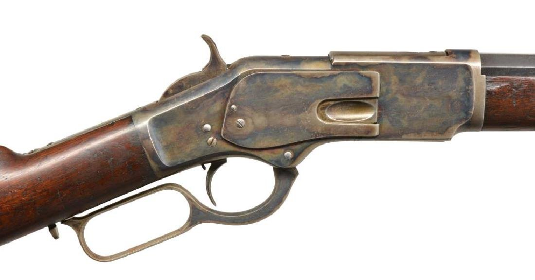 WINCHESTER 1873 FIRST MODEL LEVER ACTION REPEATING - 3