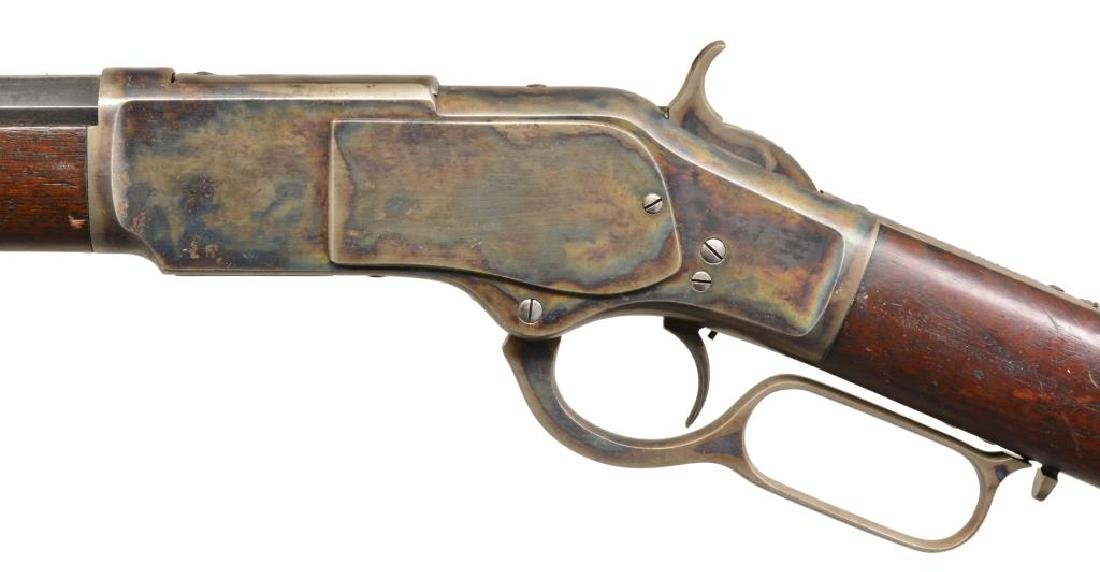 WINCHESTER 1873 FIRST MODEL LEVER ACTION REPEATING - 4