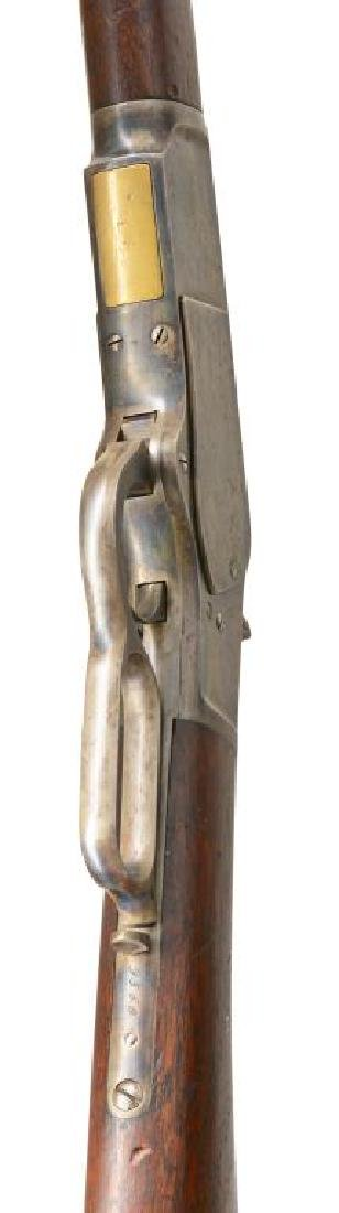 WINCHESTER 1873 FIRST MODEL LEVER ACTION REPEATING - 6